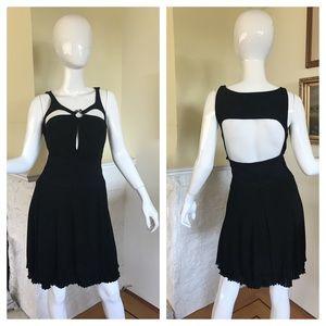 Authentic VERSACE Little Black Dress